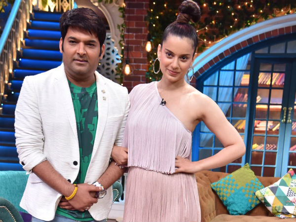 The Kapil Sharma Show: Kangana Ranaut Praises Shahrukh & Kareena; Reveals She Enjoys Cooking!
