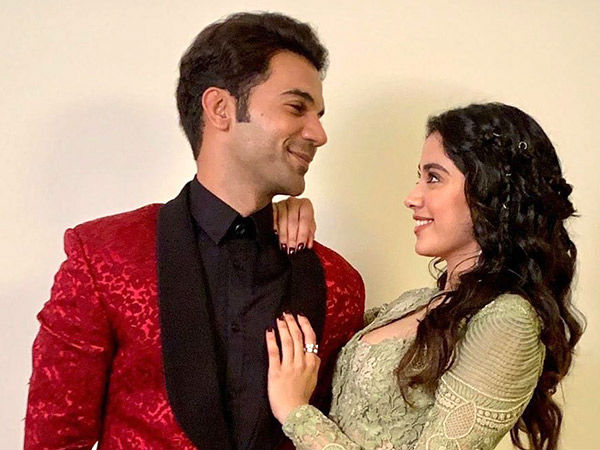 Rajkummar Rao On Janhvi Kapoor: She Is Such A Sincere And Hardworking Actor