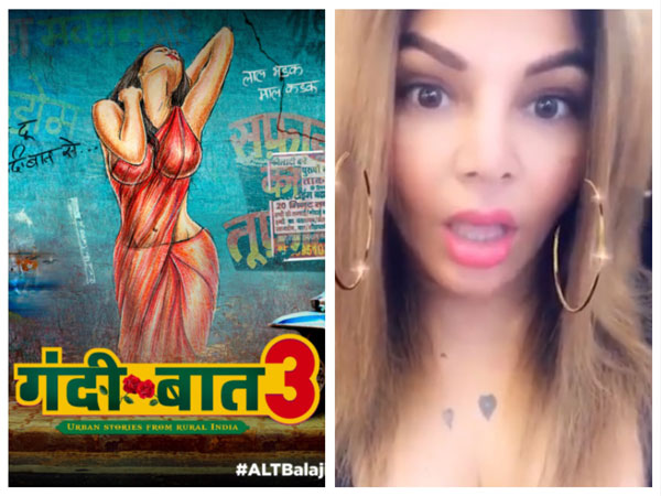 MUST WATCH! Rakhi Sawant Loved Gandii Baat 3 Trailer; Her Reaction Is Insanely FUNNY