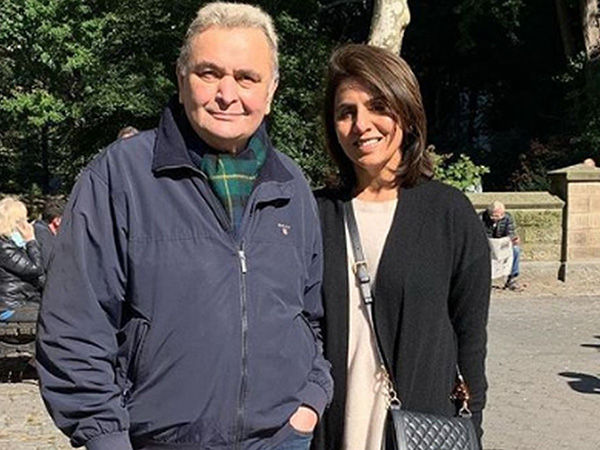 Neetu Kapoor's First Meeting With Rishi Kapoor Was HORRIBLE; Reveals He Had A Habit Of Bullying!