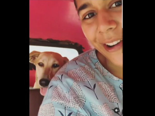 Rytasha Rathore In Trouble After The Dog She Took For A Joy Ride Went Missing!