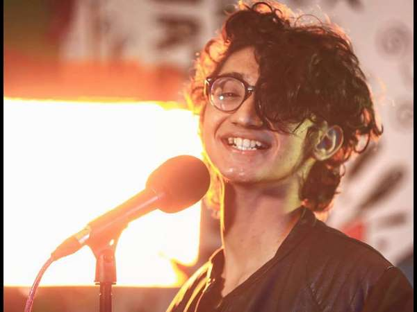 Kannada Singing Sensation Sanjith Hegde Enters Bollywood; Sudeep's Pailwaan Brings Him Luck!