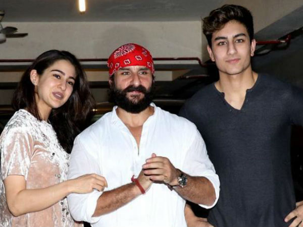 Saif Ali Khan Answers Whether His Son Ibrahim Ali Khan Will Enter Bollywood Soon; Read Up!