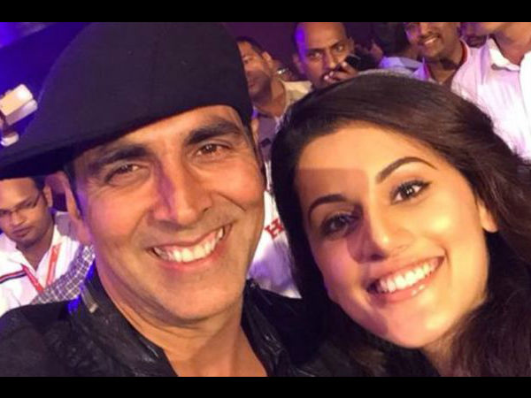 MOST READ: Taapsee Pannu Talks About Her On-Set Equation With Akshay Kumar In Mission Mangal