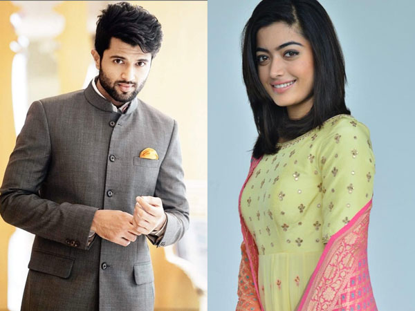 Vijay Deverakonda-Rashmika Mandanna Troll Each Other In  Viral Video; Fans Say They Are 'Flirting'