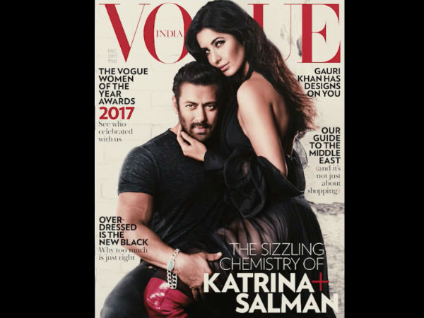 Salman & Katrina Posed In The Same Way Too