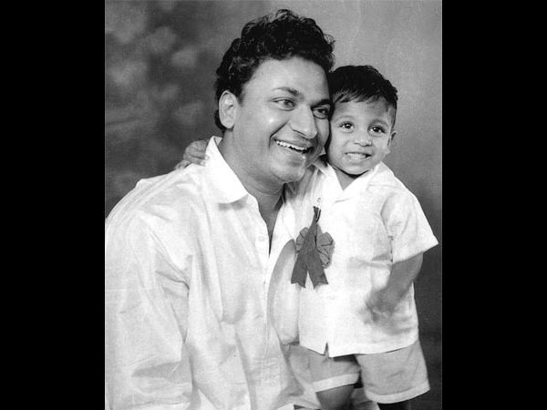On Being Called Rajkumar's Son
