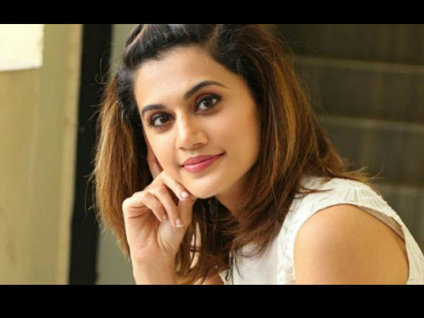 Taapsee: Hero's Salary Equals Budget Of A Female-Driven Film