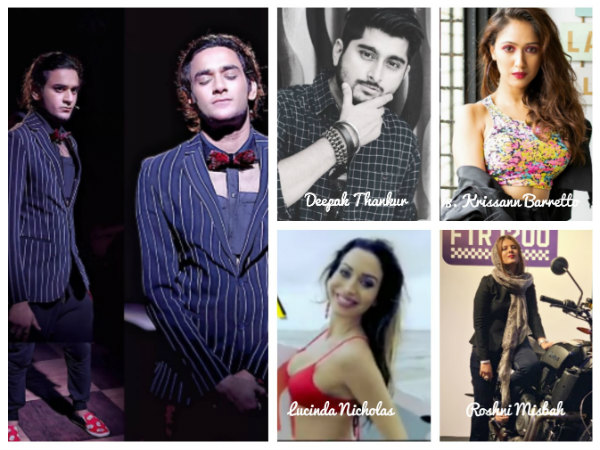 Ace Of Space 2 Full Contestants List: Deepak Thakur, Lucinda Nicholas & Others In Vikas Gupta's Show