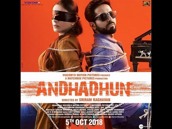 Ayushmann Khurrana's Andhadhun Was Rejected By Many Big Stars!