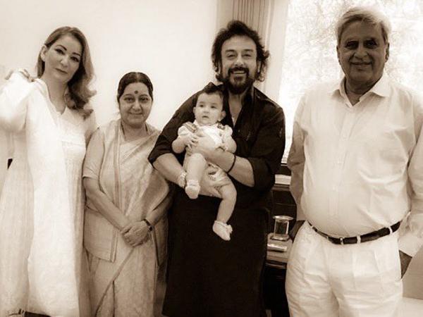 Sushma Swaraj's Sudden Demise: Adnan Sami Pens Heartfelt Note; Recalls Her As 'Motherly Figure'