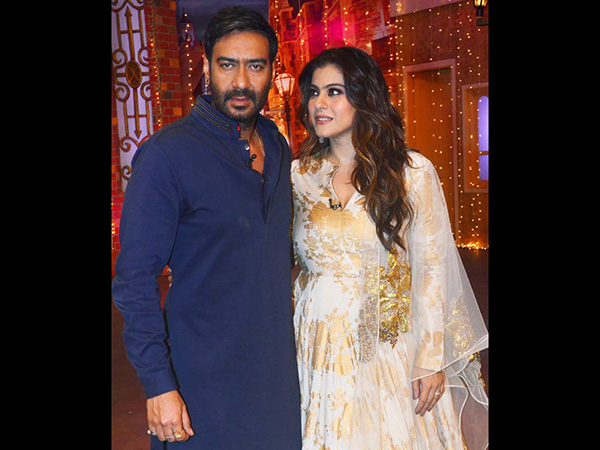 Ajay Still Hasn't Figured Out What Attracted Him To Kajol