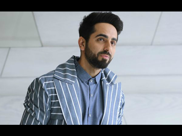 Ayushmann Was Shooting For An Ad When His Phone Buzzed With Congratulatory Messages