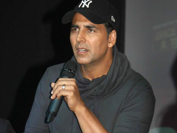 Akshay Kumar Isn't Surprised With Box-Office Clashes