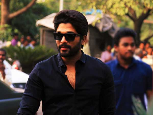 Allu Arjun Was Offered An Important Role In Sye Raa Narasimha Reddy?