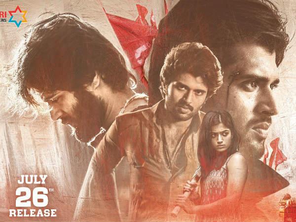 Dear Comrade Closing Box Office Collections, Vijay Deverakonda