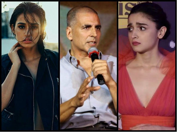Akshay Kumar, Alia Bhatt & Disha Patani Heartbroken To See Burning Pics Of Amazon Rainforest