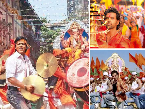 Get Ready For Ganesh Chaturthi: These Bollywood Songs Will Make You Go 'Ganpati Bappa Morya'