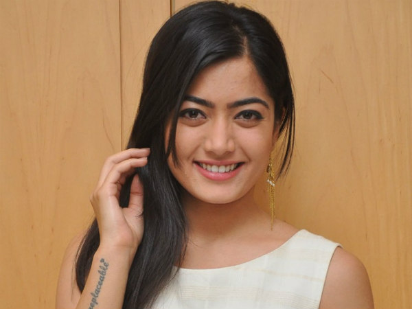 Rashmika Hurt By Dear Comrade Debacle?
