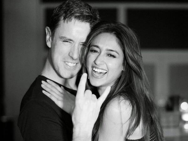 Earlier, There Were Rumours About Ileana's Secret Marriage With Him