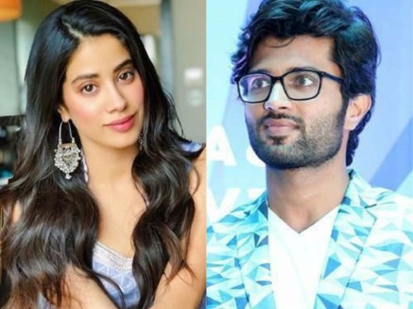 Janhvi Kapoor To Pair With Vijay Devarakonda In His Next?
