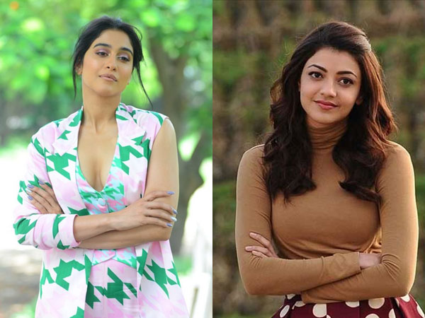 Kajal Aggarwal Loses To Regina Cassandra As Evaru And Not Rananagaram Impresses Fans