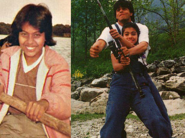 Happy Birthday Kajol: You Will Say 'Pyaar Toh Hona Hi Tha' After Looking At These Pictures!