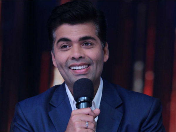 Karan Johar Calls Out A Troll Who Mocked His Sexuality!