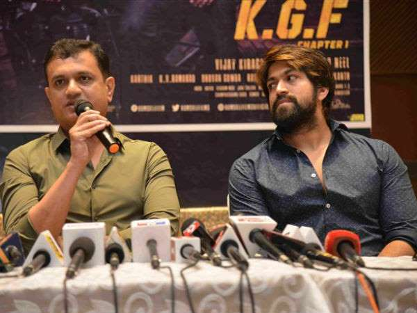 Case Filed Against KGF Chapter 2 For Environmental Damage