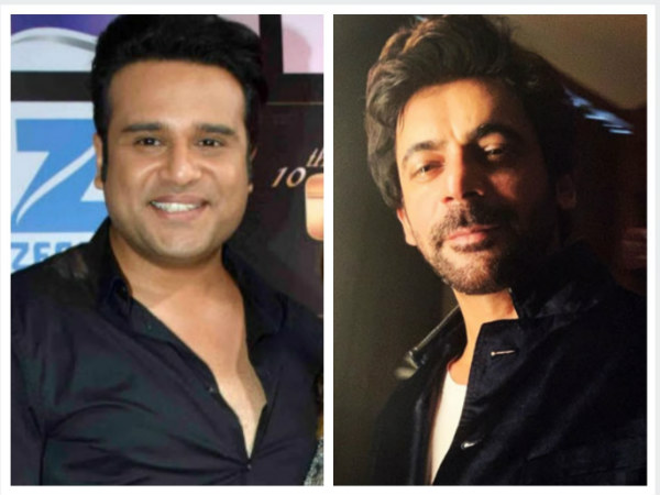 Krushna Says People Tell Him That They Have Forgotten Sunil Grover After He Entered Kapil's Show!