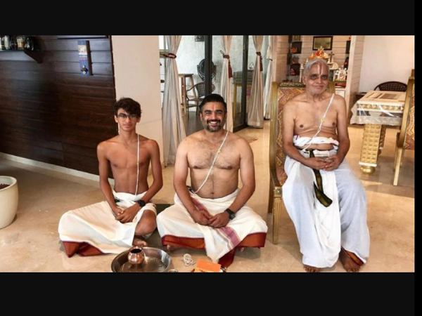 Madhavan Slams Troll Who Tried To Shame Him For Having Cross In Pooja Mandal