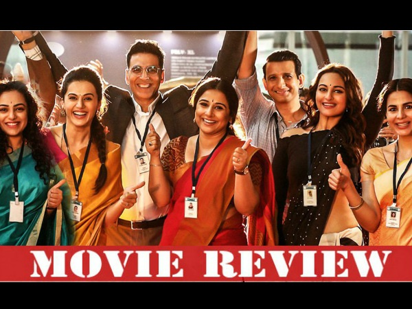 Mission Mangal Movie Review: Akshay Kumar & Team Shoot For Mars & Give Us Many Reasons To Be Proud!