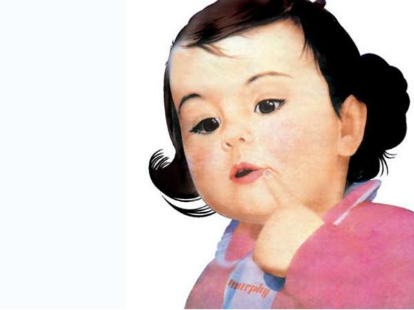 'Ram Teri Ganga Maili' Actress Mandakini's Husband Featured As A Baby In Murphy Radio Ad!