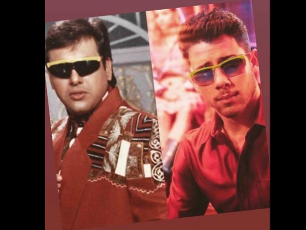Nick Jonas Has An EPIC REACTION On Being Compared To Govinda; Check It Out Here!