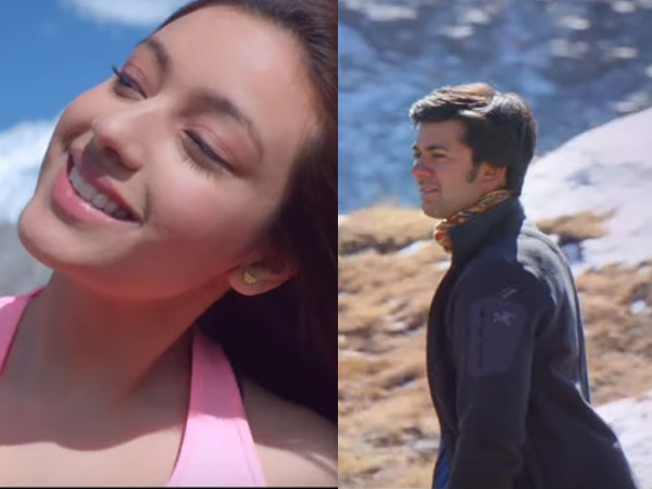 Pal Pal Dil Ke Paas Teaser Is All About Karan Deol-Sahher Bambba's Chemistry & Breathtaking View!