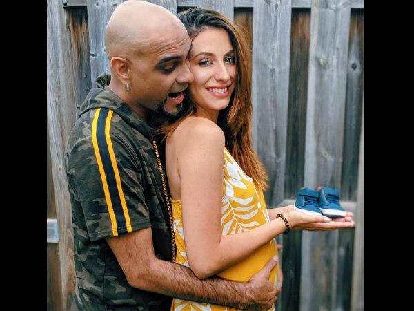 Raghu Ram Announces Wife Natalie Di Luccio's Pregnancy In A Cutest Way
