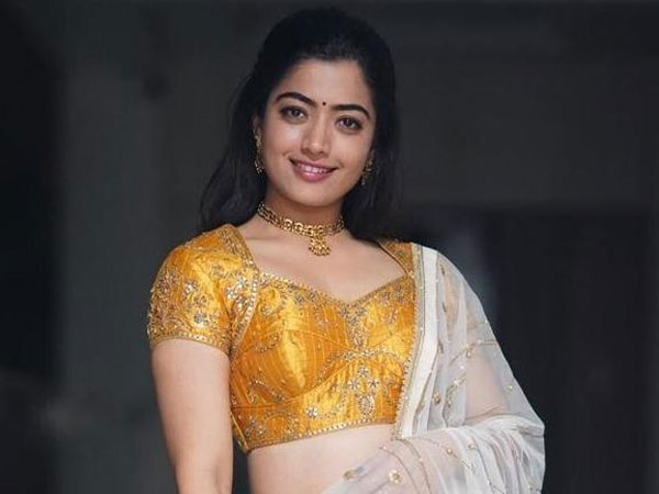 Rashmika Mandanna Feels That A-list Heroes Might Not Work With Her Again Due To Link-up Rumours?