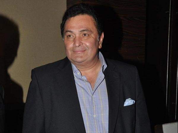 AMUSING! When Rishi Kapoor Got Mistaken As An Ex-waiter In A Restaurant In New York - Filmibeat