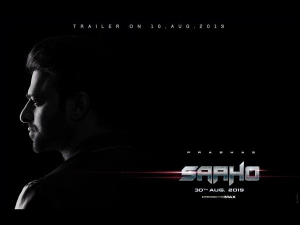 Prabhas Fans To Be Heartbroken Over Latest Update Of Saaho Release?