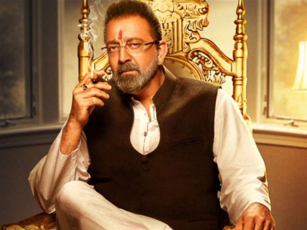 Prasthanam New Poster: Sanjay Dutt Back With A Bang