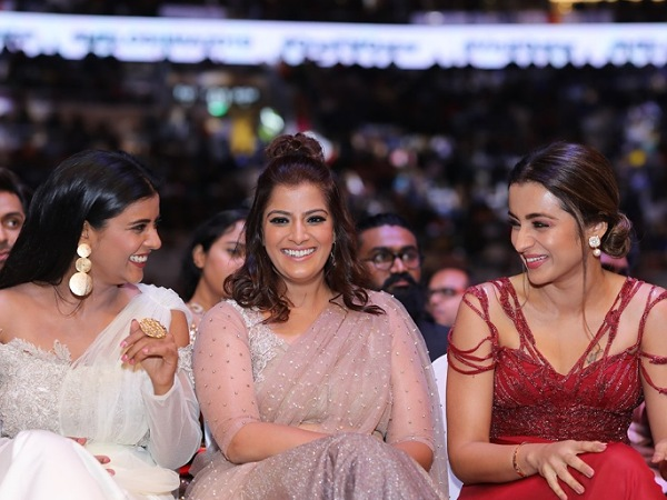 SIIMA 2019 Day 2 Photos: Varalaxmi, Aishwarya Rajesh, Trisha & Others Have A Blast