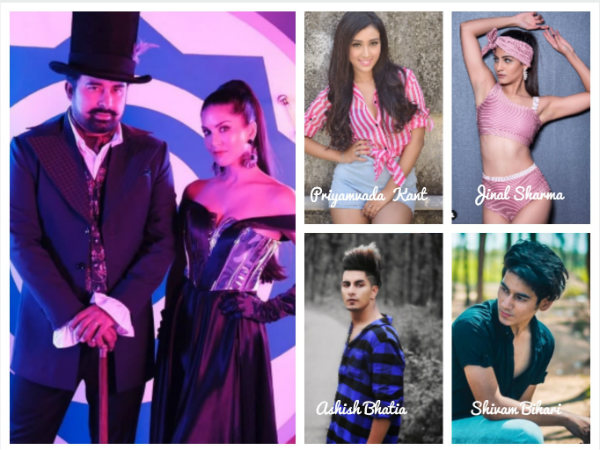 MTV Splitsvilla 12 Full Contestants List: Meet The Contestants Of Sunny Leone & Rannvijay's Show