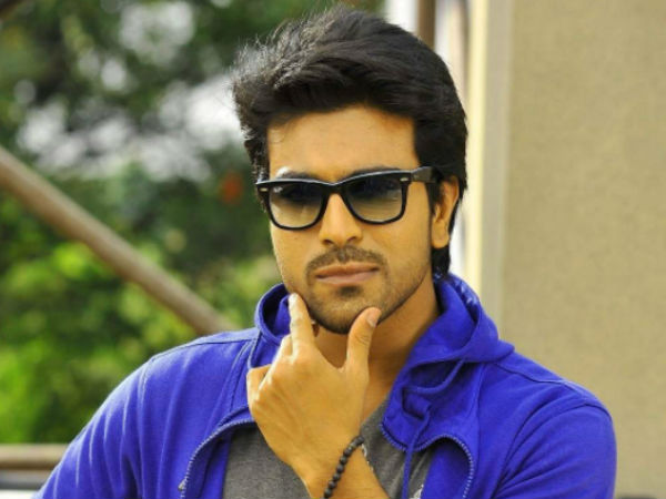 A Busy Time For Ram Charan