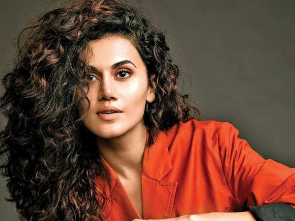 SHOCKING! Taapsee Pannu Was Once Hit With A Coconut By A South Director