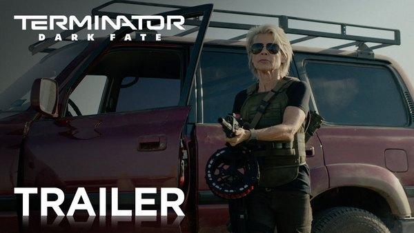 Terminator Dark Fate Trailer Review Arnold Schwarzenegger
