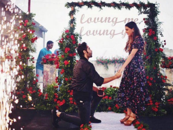 Armaan Jain Writes A Sweet Note For His Fiance Anissa