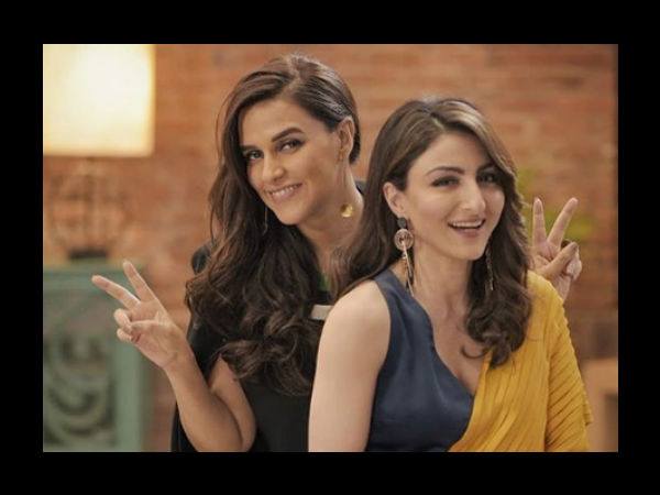 MOST READ: Neha Dhupia And Soha Ali Khan Unfollow Each Other On Instagram; Besties Going Through A Rough Patch?