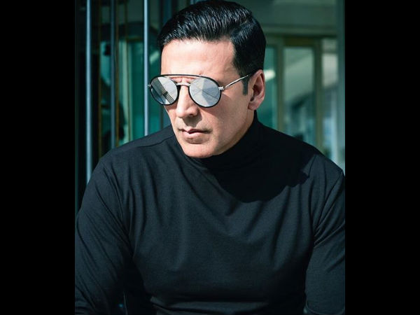 Akshay Kumar Feels That Some Actors' Need For Standing Out In Films Stem From Insecurities
