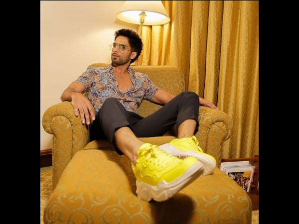 MOST READ: WHAT?! Shahid Kapoor Still Feels Like A Newcomer In Bollywood!
