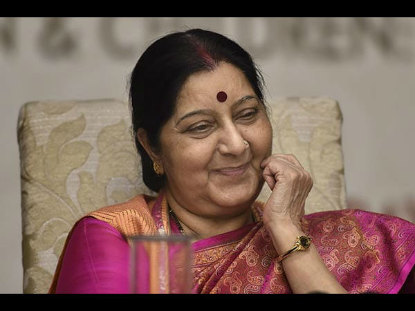 Former Foreign Affairs Minister Sushma Swaraj Passes Away